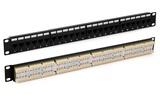 Патч-панель для рэкового шкафа Hyperline PP3-19-24-8P8C-C5E-110D