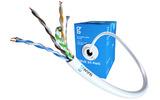 Отрезок кабеля витая пара GWire (арт. 6774) UTP CAT5E 4P 0.51 BC 24 AWG (12001) 8.0m
