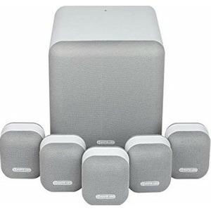 Комплект колонок Monitor Audio Mass Surround Sound Mist White 5.1