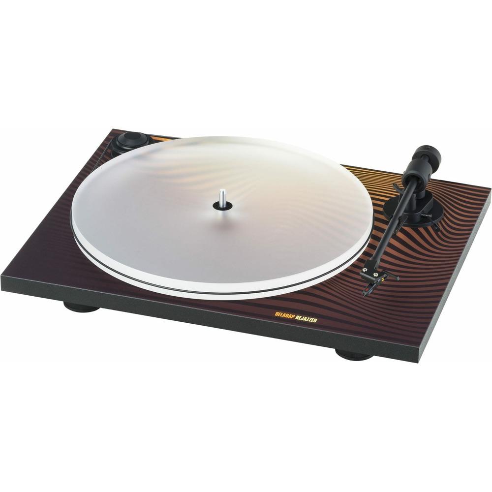 Проигрыватель виниловых дисков Pro-Ject Primary DelaDap Wave (OM-5E)
