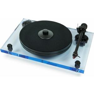 Проигрыватель виниловых дисков Pro-Ject 2xperience Primary Blue Acryl (2M-Red)