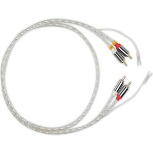 Кабель Phono 2xRCA - 2xRCA Pro-Ject Connect it E RCA 1.23m