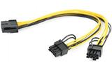Внутренний кабель питания видео-карт PCI-Express Cablexpert CC-PSU-85