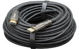 Кабель HDMI - HDMI оптоволоконный Cablexpert CCBP-HDMI-AOC-100M 100.0m