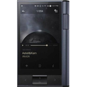 Портативный цифровой плеер Astell&Kern KANN Astro Silver