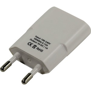 Сетевое зарядное устройство для телефона Greenconnect GCR-1P1AUSB-W 1A