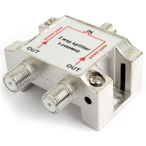 Усилитель-распределитель ВЧ сигналов Cablexpert AS-TV-PP-02
