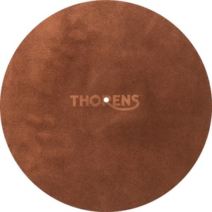 Слипмат Thorens Platter Mat Leather Brown