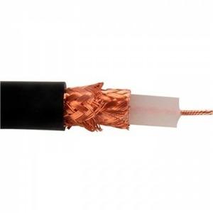 Отрезок коаксиального кабеля Canare (арт. 7026) LV-77S BLK 1.0m