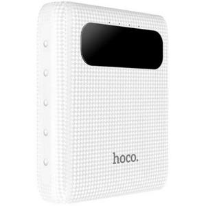 Мобильный аккумулятор hoco 6957531049630 B20 White