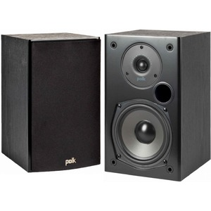 Колонка полочная Polk Audio T15 Black