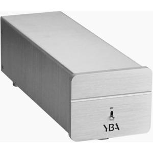 Фонокорректор MM/MC YBA Heritage PH100 Phono Preamplifier Silver