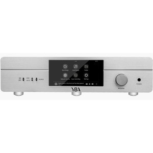 Сетевой плеер YBA Heritage R100 Streaming Music Center Silver