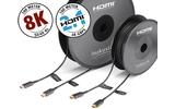 Кабель HDMI - HDMI оптоволоконный Inakustik 009245050 Professional HDMI 2.1 Optical Fiber Cable 50.0m