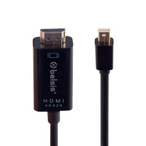 Кабель mini DisplayPort - HDMI Belsis BW8803 1.8m