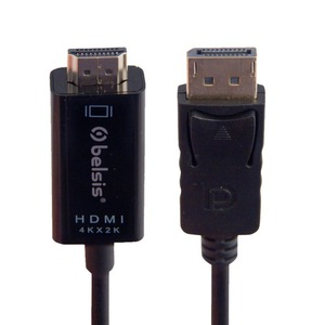 Кабель DisplayPort - HDMI Belsis BW8804 1.0m