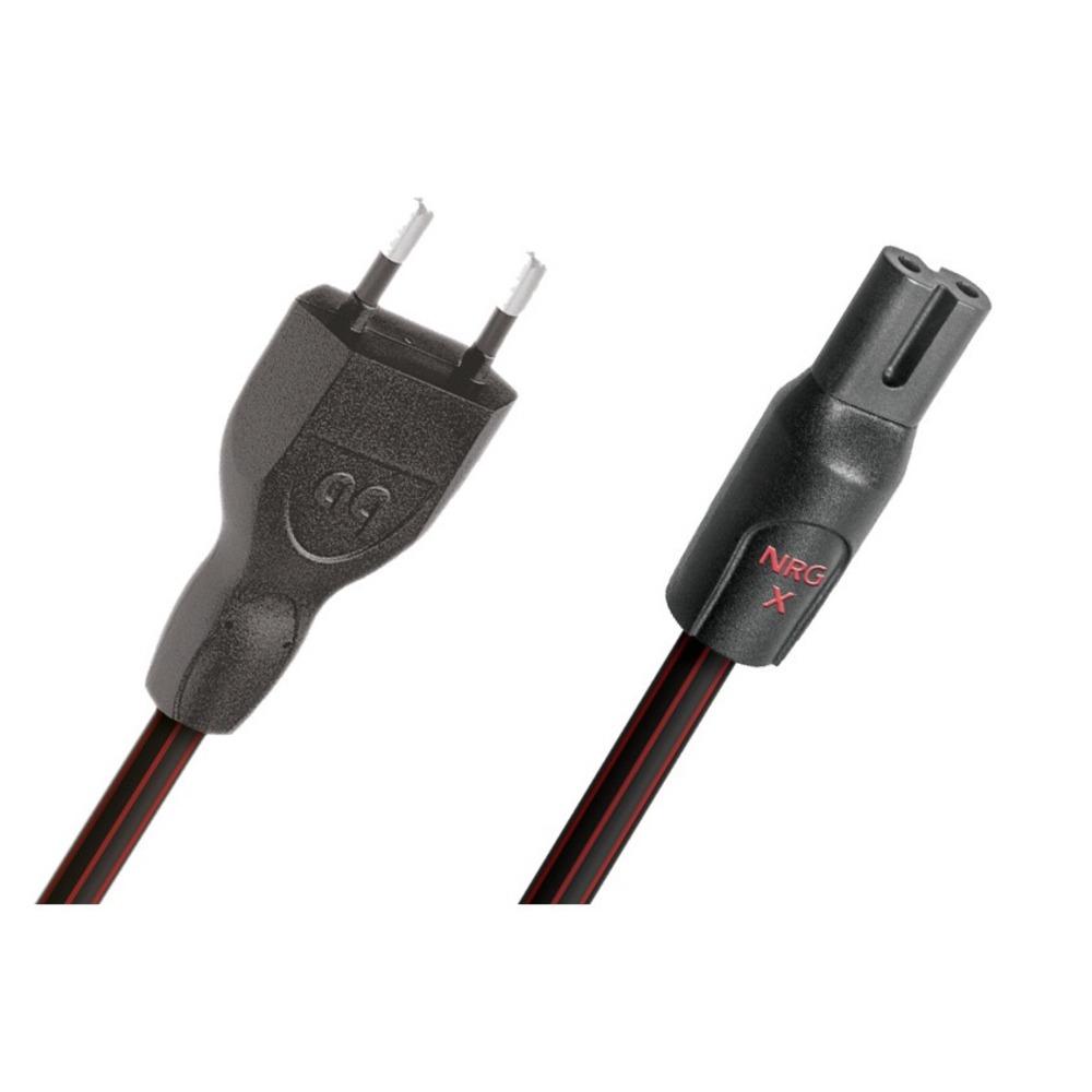 Кабель силовой Schuko - IEC C7 Audioquest NRG-X2eu (IEC C7) 2.0m