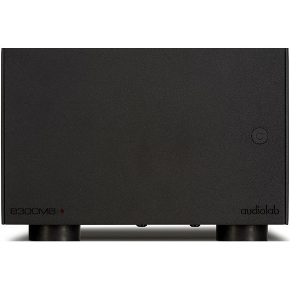 Усилитель мощности Audiolab 8300MB Black