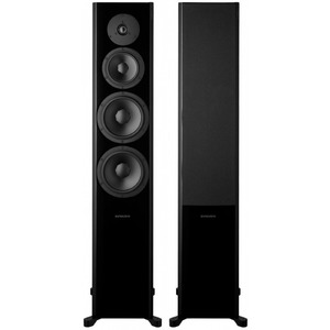 Колонка напольная Dynaudio FOCUS 60 XD Black piano lacquer