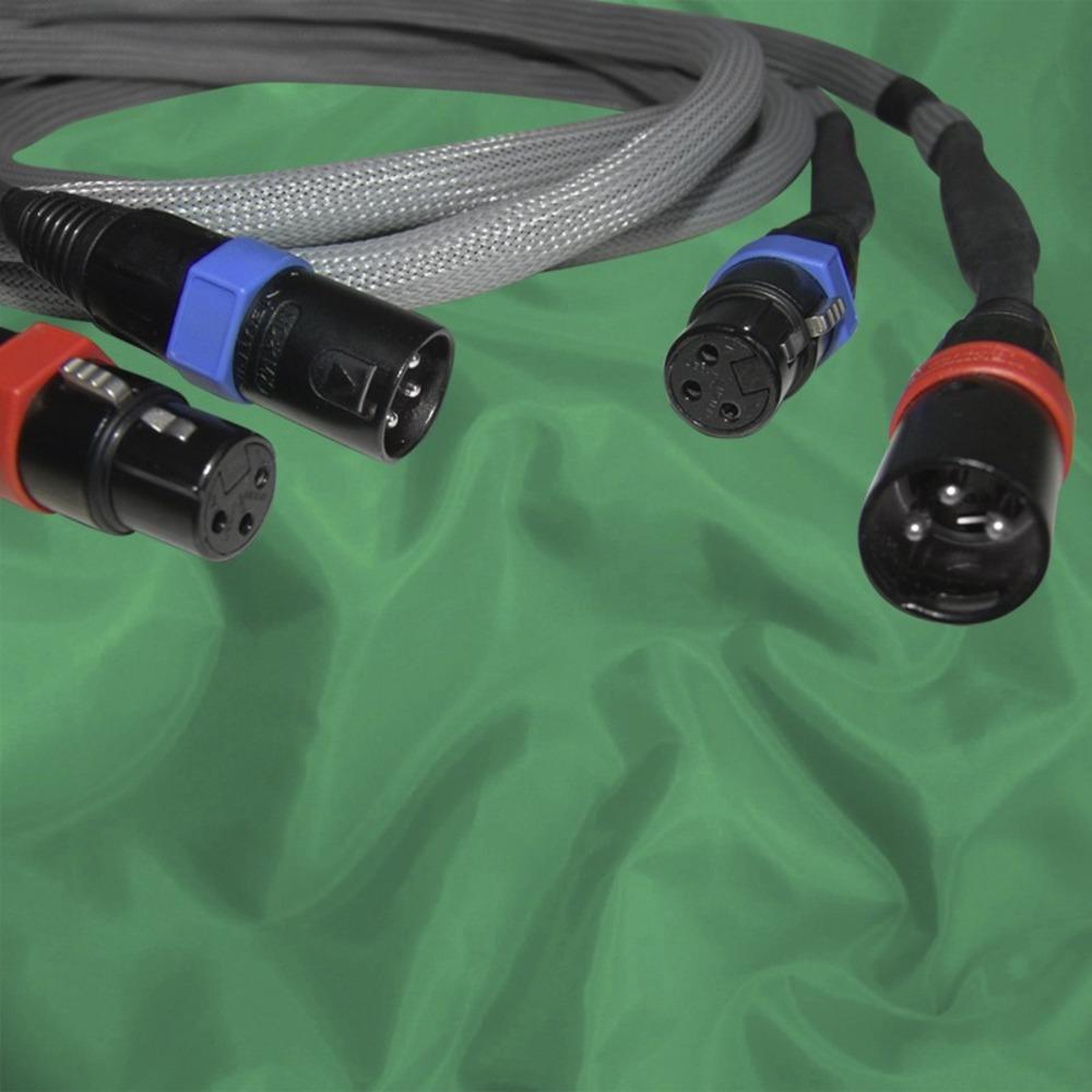 Кабель аудио 2xXLR - 2xXLR Kubala-Sosna Fascination Analog Cable XLR 2.0m