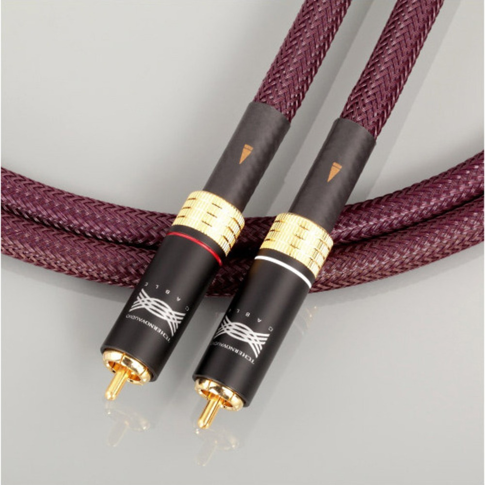 Кабель аудио 2xRCA - 2xRCA Tchernov Cable Classic XS IC RCA 1.0m