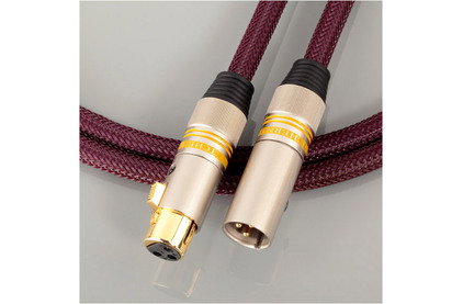 Кабель аудио 2xXLR - 2xXLR Tchernov Cable Classic XS IC XLR 1.65m