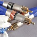 Кабель аудио 2xRCA - 2xRCA Tchernov Cable Original IC RCA 1.0m