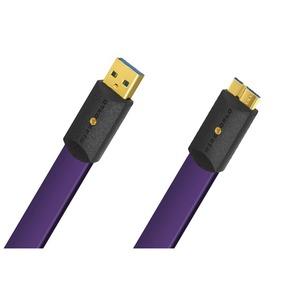 Кабель USB 3.0 Тип A - B micro WireWorld Ultraviolet 8 USB (3.0) A to Micro-B 1.0m