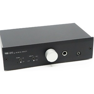 Усилитель для наушников Musical Fidelity V90 HPA Black