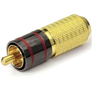 Разъем RCA (Папа) DYNAVOX RCA Plug Red (200019)