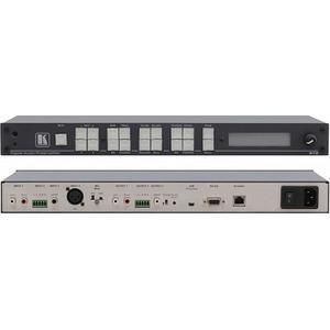 Микшер и предусилитель аналоговых и цифровых стерео аудиосигналов Kramer 910