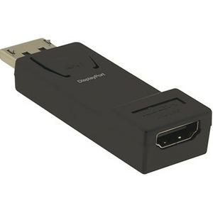 Переходник DisplayPort (вилка) на HDMI (розетка) Kramer AD-DPM/HF