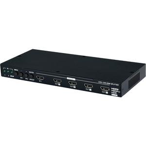 Усилитель-распределитель 2:8 (2х1:4) сигналов HDMI 3D Cypress CPLUS-V8PT