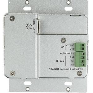 Настенная панель-передатчик / масштабатор / коммутатор Gefen EXT-UHDV-WP-HBTLS-TX
