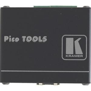 Двухканальный декодер аудиосигнала из интерфейса Dante Kramer FC-101NET