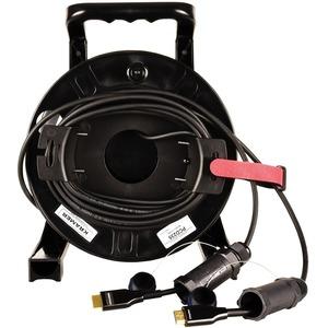 Активный оптический кабель HDMI Kramer CRS-PlugNView-H-60 20.0m
