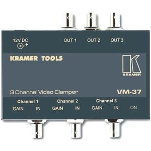 3-канальный восстановитель видеосигнала Kramer VM-37