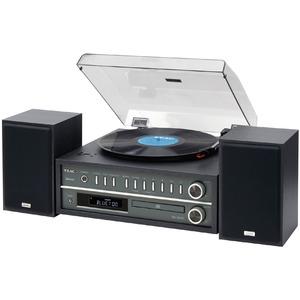 Проигрыватель виниловых дисков Teac MC-D800 Black