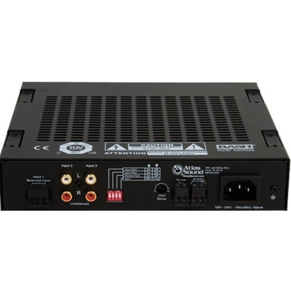 Трехканальный микшер и усилитель мощности Atlas IED MA40G