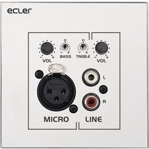 Настенная панель Ecler WPaMIX-T