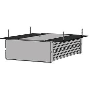 Монтажный комплект для установки одного устройства на поверхность Audac MBS101T
