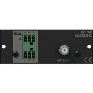 Модуль DAB/DAB+/FM-тюнера для шасси XMP44 Audac DMP40