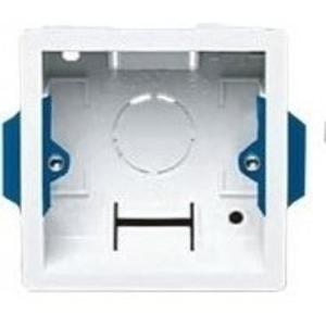 Потайная коробка для регулятора громкости Audac WB3102/FG