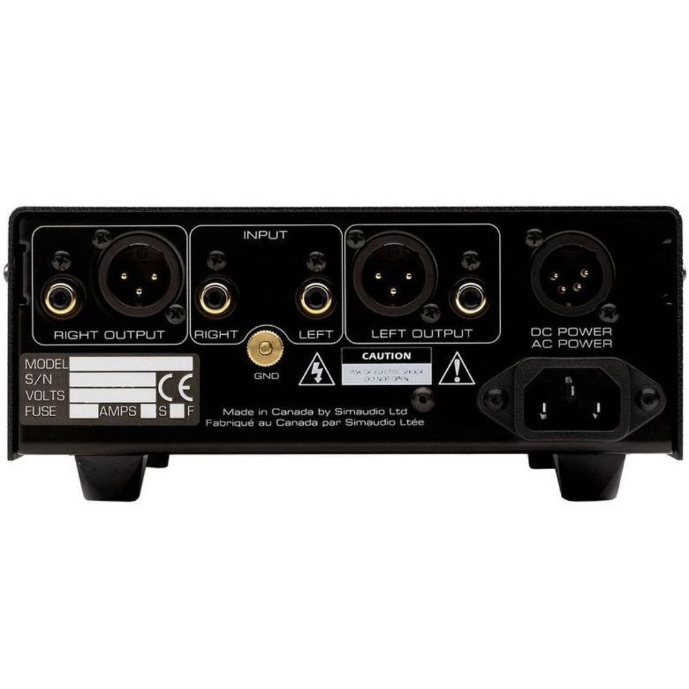 Фонокорректор MM/MC SIMaudio Moon NEO 310LP Phono Preamplifier Black