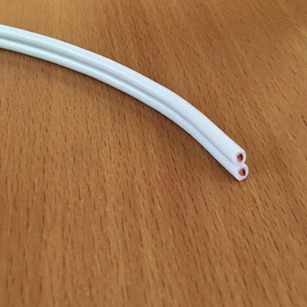 Отрезок акустического кабеля QED (арт. qvi-81) (C-79/100W) Classic 79 White отрезок 3.0m