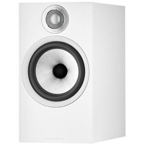 Колонка полочная B&W 606 S2 Anniversary Edition White