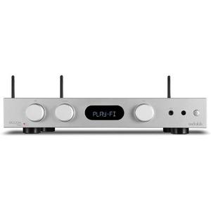 Интегрированный усилитель со стримингом Audiolab 6000A Play Silver