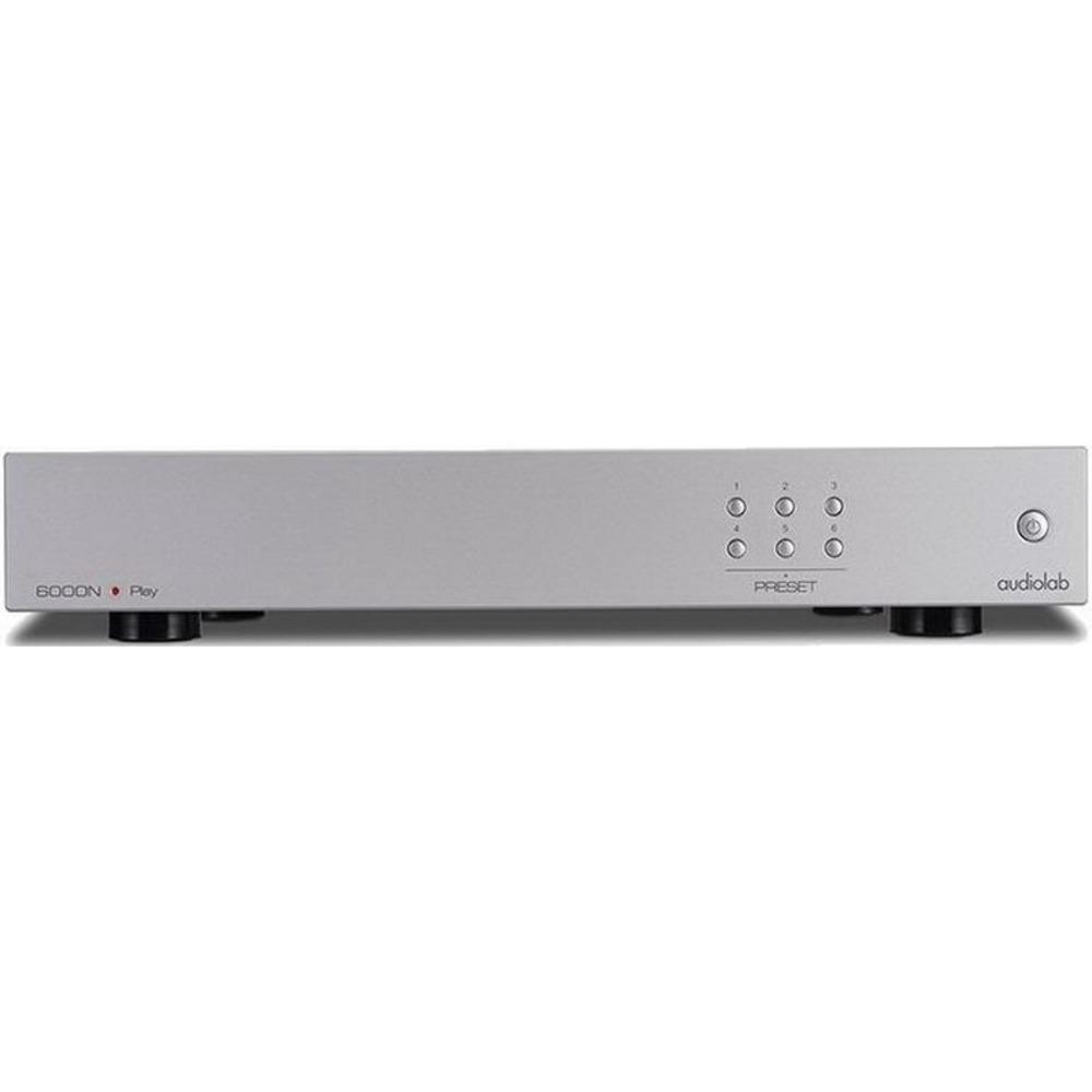 Беспроводной аудио-стриминг плеер Audiolab 6000N Play Silver
