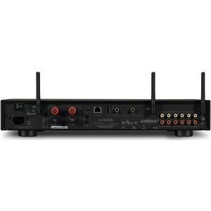 Интегрированный усилитель со стримингом Audiolab 6000A Play Black