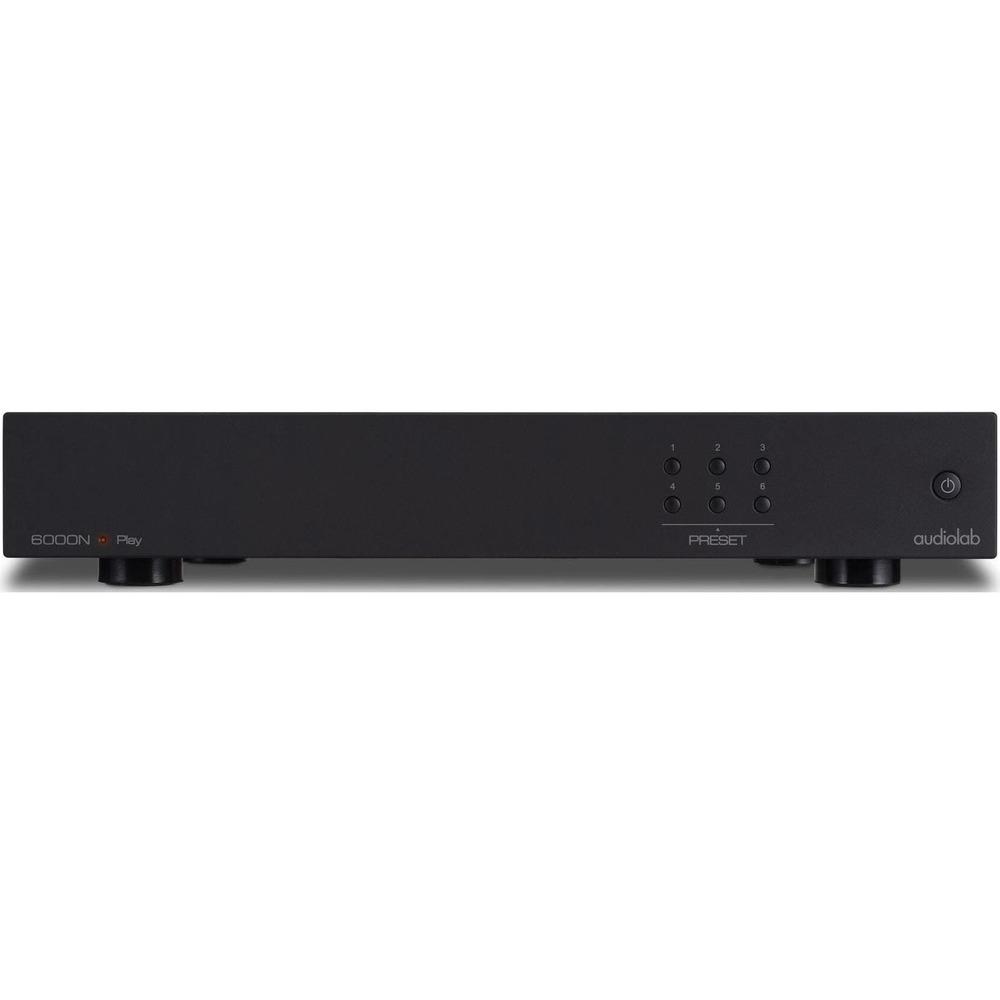 Беспроводной аудио-стриминг плеер Audiolab 6000N Play Black